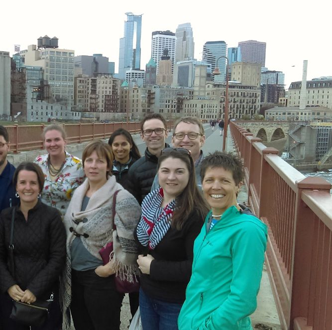 Minneapolis Riverfront Walking Tour