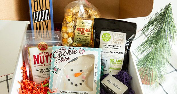 Twin Cities Holiday Gift Box - SOLD OUT - new themes coming soon!