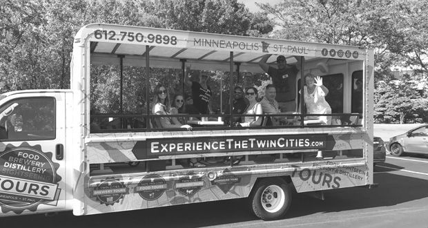 Minneapolis Landmark Bus Tour